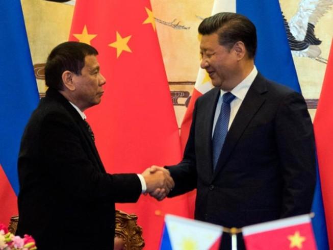 Philippines-Trung Quốc đàm phán trực tiếp về biển Đông