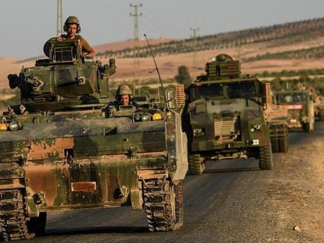 Thổ Nhĩ Kỳ kết thúc chiến dịch quân sự ở Syria