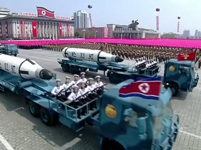 Bí ẩn xoay quanh loại tên lửa Triều Tiên vừa phóng