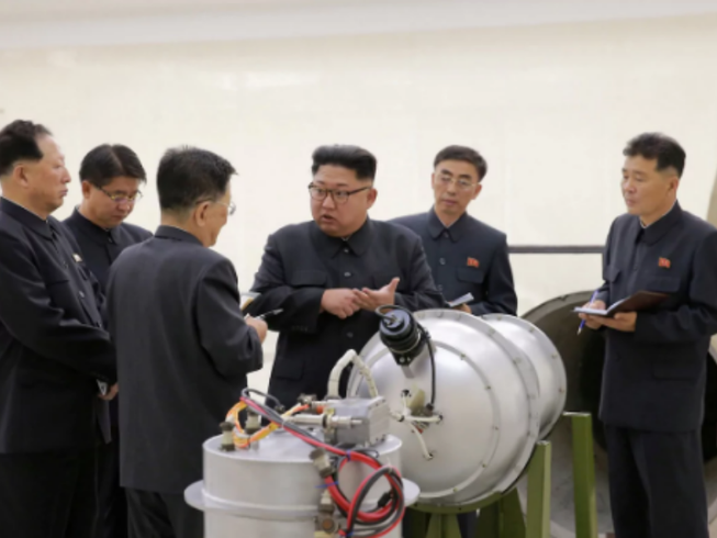 Trung Quốc chặn từ khóa 'bom nhiệt hạch' trên mạng