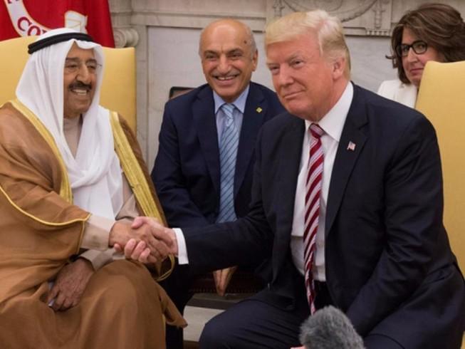 Ông Trump giảng hòa căng thẳng vùng Vịnh thất bại