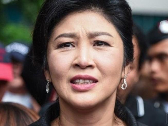Thái Lan muốn Interpol 'báo động xanh' tìm bà Yingluck