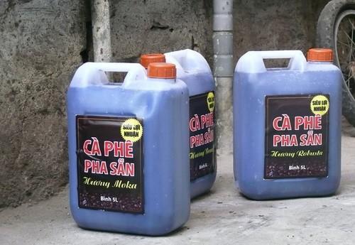 Thông tin mới vụ 'rao bán cà phê bẩn trên Facebook'
