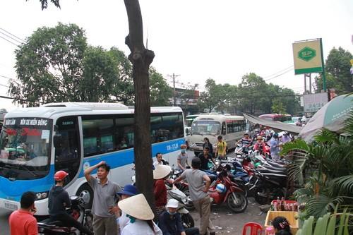 Từ Sài Gòn về quê ăn tết đi đường nào tiện nhất?