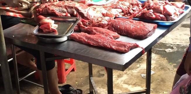 Mập mờ thế nào là thịt sạch, thịt an toàn
