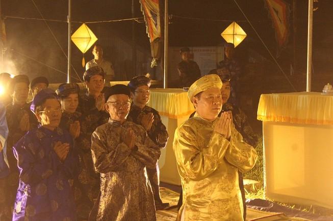 Trang trọng lễ tế đàn Xã Tắc tại cố đô Huế