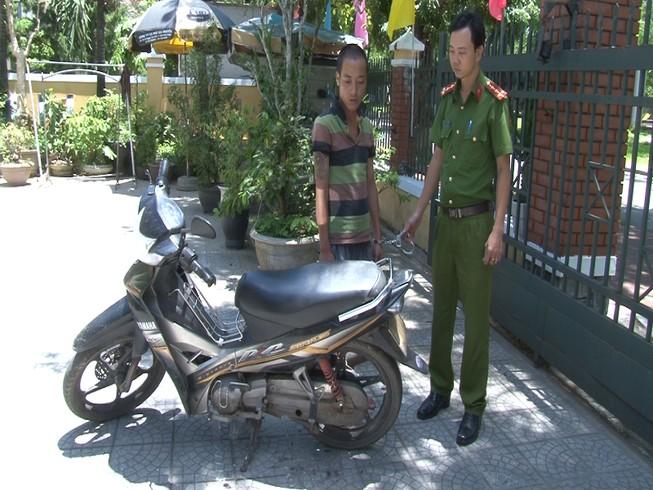 Chốt chặn bắt nóng kẻ trộm xe máy
