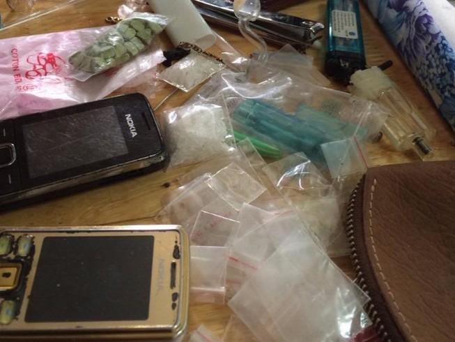 Đánh sập đường dây đưa ma túy từ Campuchia về TP.HCM