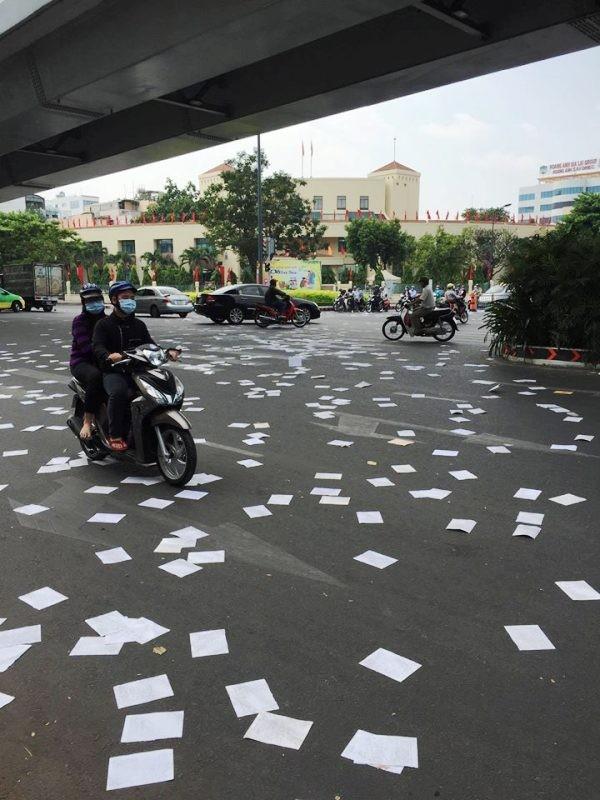 Thông tin bất ngờ về vụ 'Đi tù về, rải giấy viết tay để than thở'