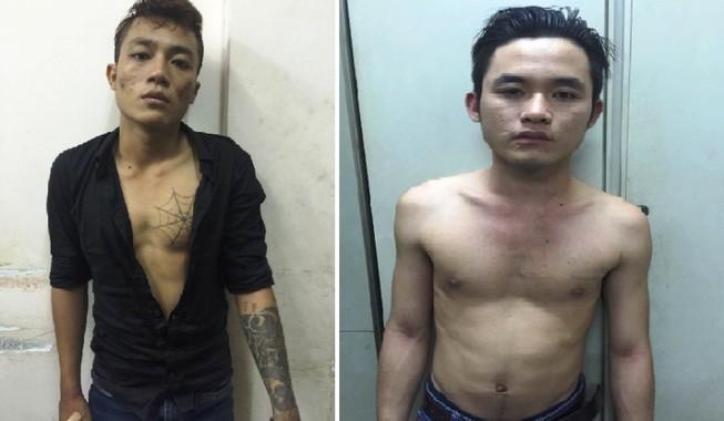 Trinh sát rượt đuổi hai tên cướp giật giỏ du khách Nga