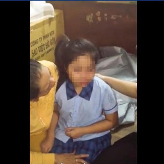 Nghi án bé gái tiểu học bị bắt cóc cướp nữ trang