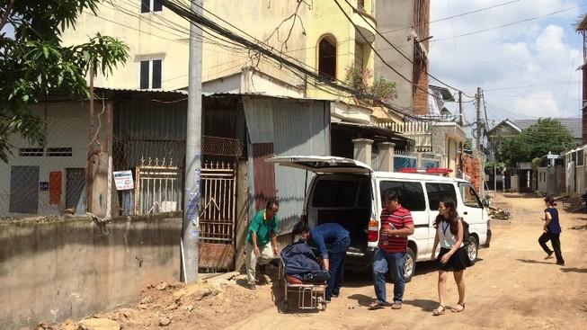 Người đàn ông chết lõa thể trong căn nhà trung tâm TP.HCM