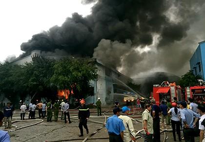 Muốn phòng cháy phải 'xiết' quản lý điện, xây dựng chung cư