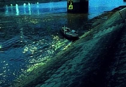 Thi thể người đàn ông trôi trên sông Sài Gòn