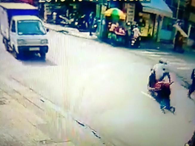 Tên cướp kéo lê cô gái bị bắt sau 9 giờ gây án