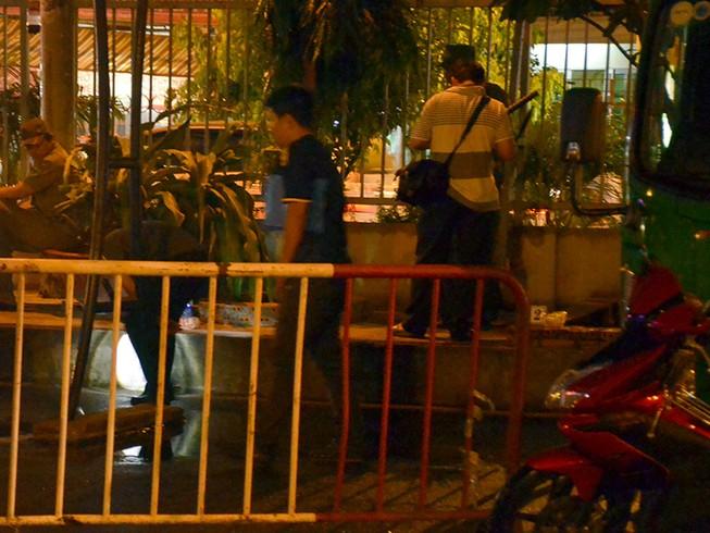 Người đàn ông nổ súng trước Bến xe miền Đông bị bắt