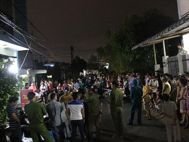 Nhân chứng kể lại vụ chủ tiệm tạp hóa bị giết ở Hóc Môn