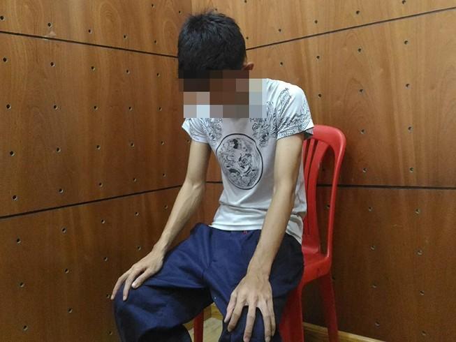 Tạm giữ nghi can dâm ô bé gái 14 tuổi