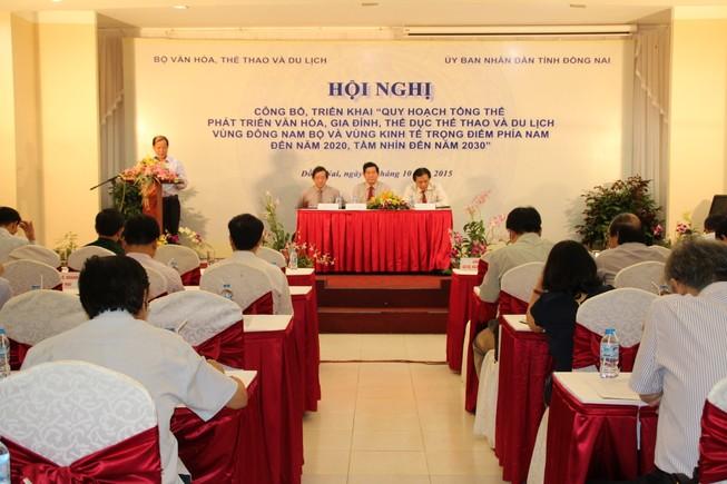 TP.HCM sẽ trở thành đầu tàu phát triển du lịch vùng