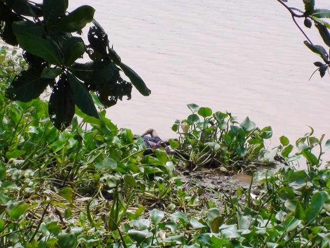 Phát hiện thi thể trôi trên sông Đồng Nai sau một tuần mất tích
