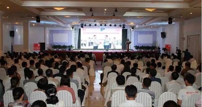 Người chăn nuôi Đông Nam Bộ cam kết không sử dụng chất cấm