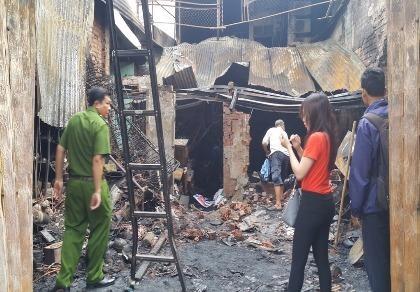 Lời kể của người dân trong vụ cháy khiến 4 người tử vong