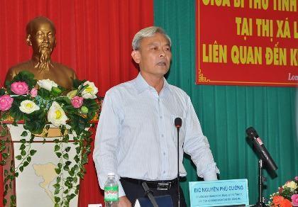 Bí thư Tỉnh ủy Đồng Nai 'hóa giải' vụ tranh chấp đất dài 16 năm
