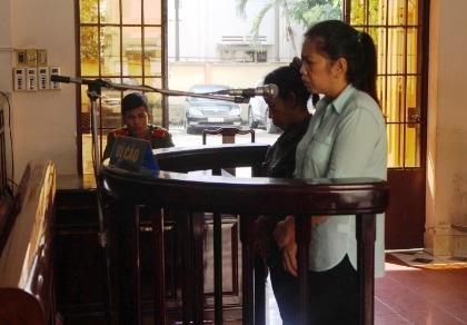 2 kẻ buôn bán phụ nữ, trẻ em lãnh án nặng