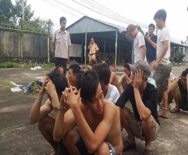 Vụ trốn trại cai nghiện: Vẫn còn hơn 100 người ở ngoài