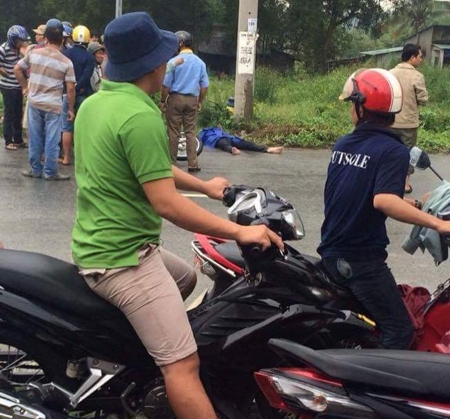 Truy tìm  ô tô tông chết học sinh rồi bỏ trốn