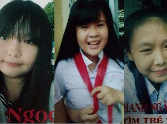 3 nữ sinh ở Biên Hòa mất tích bí ẩn