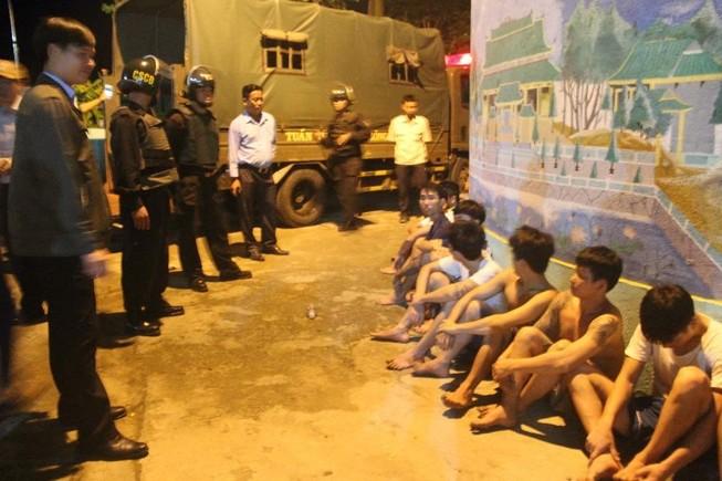 Học viên lại gây loạn ở Trung tâm Cai nghiện Đồng Nai