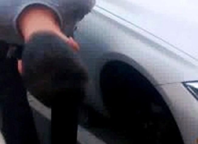 Biên Hòa: Liên tiếp xảy ra nhiều vụ trộm bánh xe ô tô