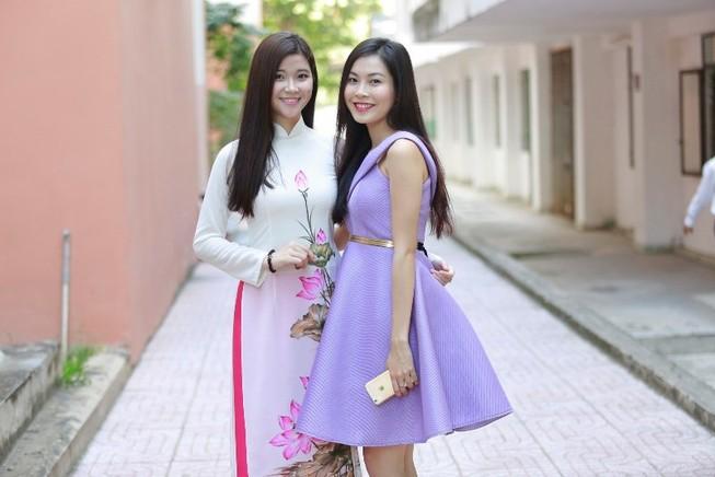 Ba bí mật chưa bật mí về 'Nữ sinh viên Việt Nam duyên dáng 2015'
