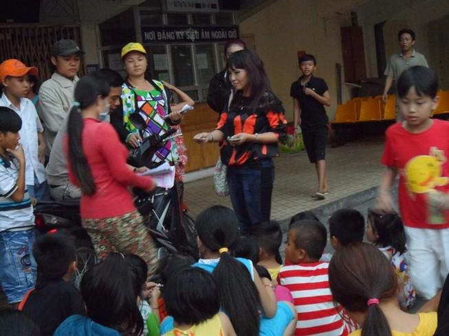 Làm từ thiện như người Sài Gòn