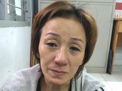 Một phụ nữ buôn ma túy 'găm' đạn, mã tấu trong nhà