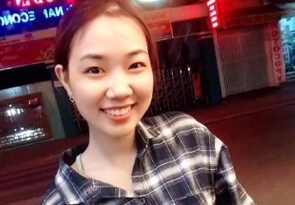 Nữ sinh Sài Gòn bị tạt acid: 'Mọi chuyện sẽ ổn thôi'