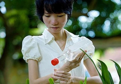 Nhà văn Nguyễn Bích Lan: 'Triệu phú của niềm vui'