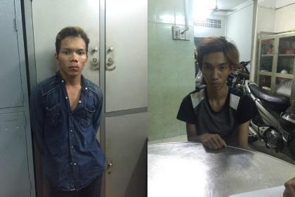 Đặc nhiệm truy bắt nghi phạm thực hiện 2 vụ cướp giật