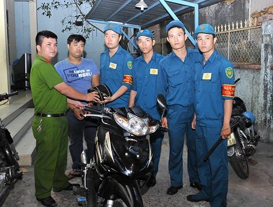 Tìm chủ sở hữu của 24 xe gắn máy