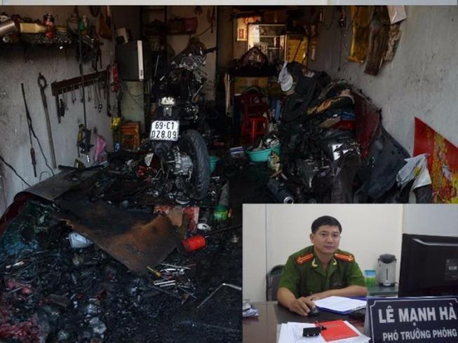Đốt rác dọn nhà đốt luôn xe, nhà ngày Tết (P.1)