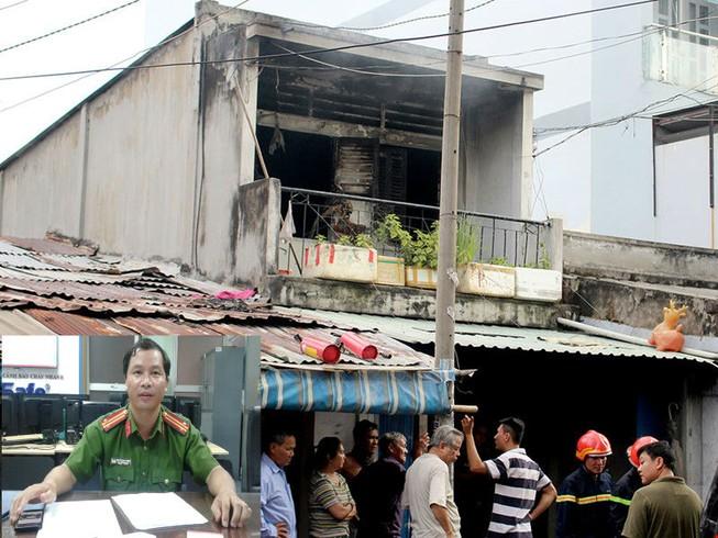 Tết cháy nhà vì đang nấu ăn bỏ đi làm việc khác