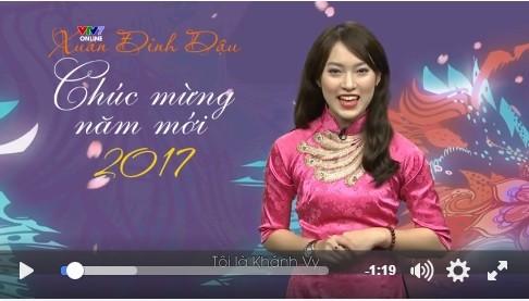 """Nữ sinh Nghệ An """"bắn"""" 7 thứ tiếng trở thành MC của VTV"""