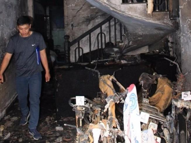 Vụ cháy ở quận 8: Thêm một nạn nhân tử vong