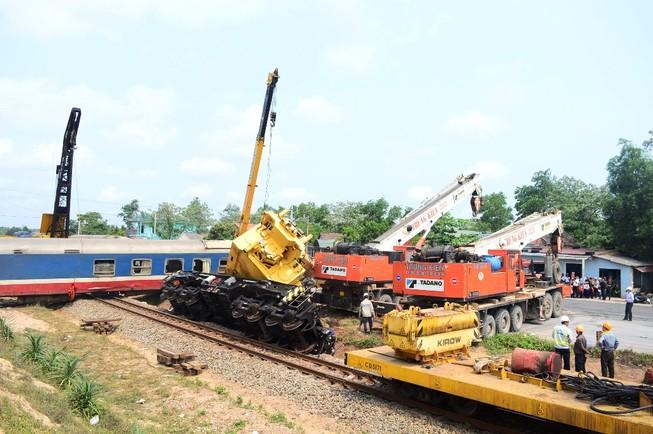 Khởi tố vụ án tai nạn đường sắt tại Quảng Trị