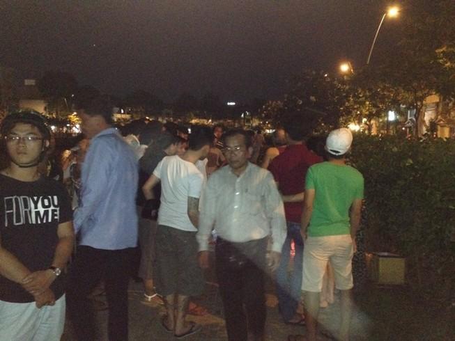 Phát hiện thi thể một thiếu niên trên kênh Nhiêu Lộc