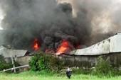 TP.HCM: Trung tâm cảnh báo tự động nhận biết cháy cao ốc