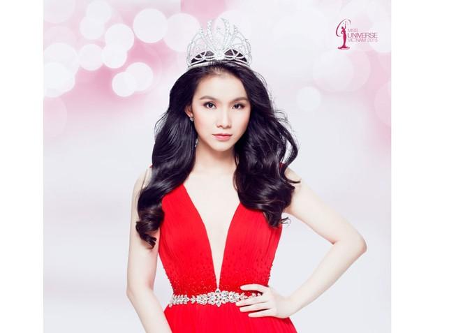 """Cuộc thi """"Hoa hậu Hoàn vũ Việt Nam 2015"""" từ chối phẫu thuật thẩm mỹ"""