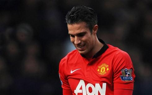 Man Utd trả tiền để Van Persie tự nguyện ra đi
