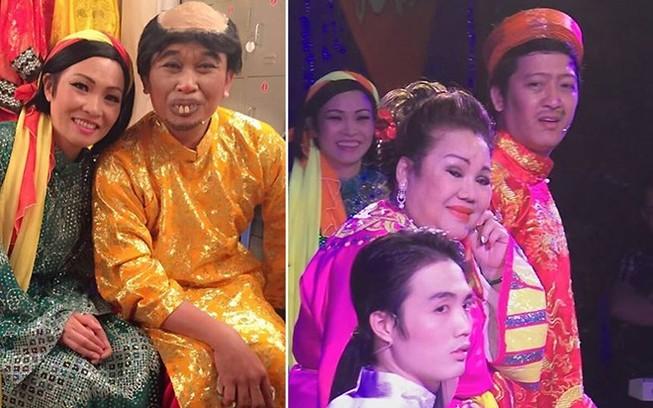 Sân khấu Sen Việt ra mắt với dàn sao 'khủng'